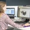Werken in kantoortuin Nieman Raadgevende Ingenieurs Zwolle